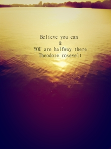 The magic is in believing