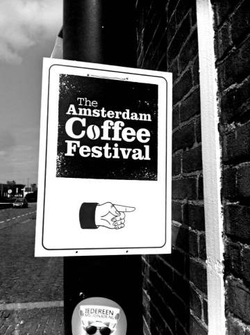 Visiting Amsterdam's Coffee Festival