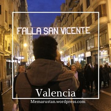 Las Fallas Valencia