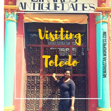 Visiting Toledo